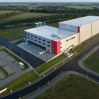 Logistikzentrum | Queisser Pharma