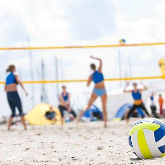 Beach-Volleyball | Queisser